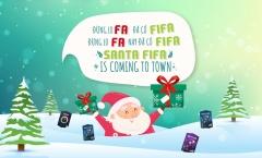 FIFA Online 4 gây chú ý với cộng đồng game thủ FA mùa đông này với ca khúc 'Santa FIFA is coming town'