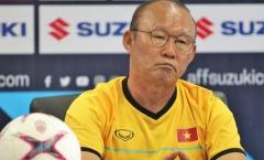 HLV Park Hang Seo: 'Mọi người chỉ trích thoải mái, tôi không biết tiếng Việt'