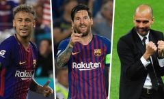 Messi thừa nhận nhớ Neymar và Guardiola
