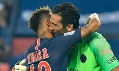 Buffon: 'Đúng là tội ác khi Neymar không có QBV'