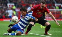 'Hàng thủ Man Utd quá cẩu thả'