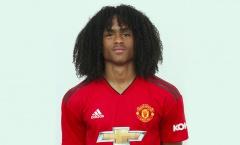 Tahith Chong - 'Gullit đệ nhị' của Manchester United