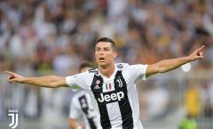 Ronaldo ghi bàn duy nhất, Juventus đánh bại AC Milan đăng quang Supercoppa Italiana