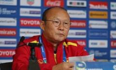 Việt Nam vào vòng 16 đội Asian Cup, thầy Park nói lời thật lòng về Jordan