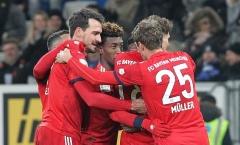 Tân binh bùng nổ, Bayern Munich phả hơi nóng vào gáy Dortmund