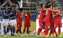 ĐT Việt Nam vs Nhật Bản: Quyết chiến để xoá ký ức buồn Asian Cup 2007