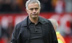 'Họ đã không hết mình vì Mourinho'
