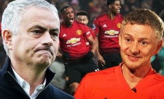 Nếu được, Mourinho cũng muốn 'chịu' cơn đau đầu của Solskjaer