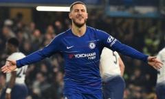 Higuain hoãn ra mắt, Chelsea bắn hạ Tottenham bằng loạt penalty kịch tính
