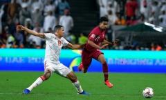 TRỰC TIẾP Qatar 4-0 UAE: Hamid Ismail chốt hạ chiến thắng (KẾT THÚC)