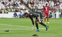 Đại bại trước Qatar, UAE còn để lại hình ảnh cực xấu xí