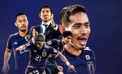 HLV Nhật Bản nói gì trước cơ hội được ghi danh vào lịch sử