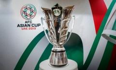 Nhà vô địch Asian Cup 2019 sẽ nhận được tiền thưởng lớn
