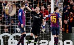 Barca hứng chịu tổn thất lực lượng lớn trước thềm bán kết với Real