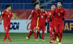 Việt Nam lọt top 16 châu Á, lợi thế cực lớn ở vòng loại World Cup 2022