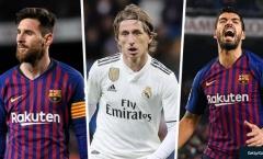 11 cái tên kết hợp ở El Clasico: Real đặt lên đôi vai Benzema