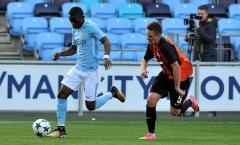 Man City kèm điều khoản mua lại 'Sancho phiên bản mới'