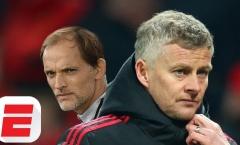 Tuchel 'ghen tị' khó tin với Solskjaer trước trận Man Utd v PSG