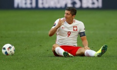 Đã đến lúc Robert Lewandowski nên tạm biệt đội tuyển Ba Lan