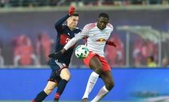 Trung vệ của RB Leipzig tiết lộ một thông tin không thể ngờ