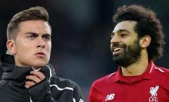 Huyền thoại Liverpool đưa ra lời khuyên về vụ Salah - Dybala