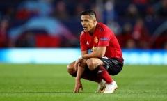 Những nguyên nhân khiến Alexis Sanchez thất bại tại Man United