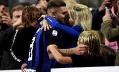 """Người đại diện Icardi: """"Họ đã nói với tôi về Juventus"""""""