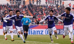 Báo Trung Quốc: 'CLB Hà Nội dạy cầu thủ Shandong bài học về kỹ thuật'