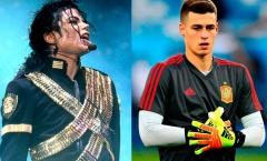 Đố bạn biết điểm chung giữa thủ môn Chelsea và Michael Jackson?