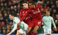 'Bayern đừng lầm hòa là thất bại với Liverpool'