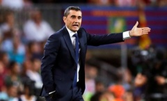 Ernesto Valverde nói gì sau màn trình diễn của học trò cưng?