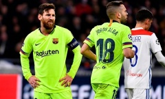 Sốc! Messi bị trách cứ vì phong độ nghèo nàn của bạn thân