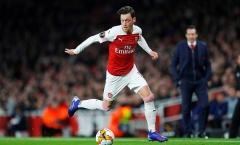 5 điểm nhấn Arsenal 3-0 BATE: Ozil trở lại kịp lúc, Emery và miếng đánh lạ lẫm