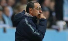 Bị chê khiến Chelsea lao dốc, Sarri có câu trả lời khiến tất cả 'câm nín'