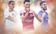 Chelsea, Arsenal, Sevilla... đội nào vô địch Europa League theo NHM?