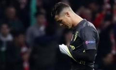 Ronaldo xếp thứ 23 trong danh sách sút penalty tại châu Âu