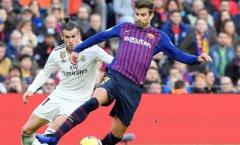 Gerard Pique phản bác Real Madrid trước thềm siêu kinh điển