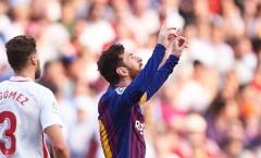 Highlights: Sevilla 2-4 Barcelona (La Liga)