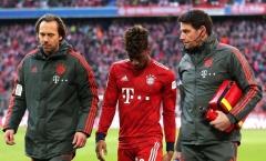 Tiền vệ có 'đôi chân pha lê' lại khiến Bayern Munich đau đầu