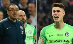 5 điểm nhấn Chelsea 0-0 Man City (Pen:3-4): Nội bộ dậy sóng; Cơ hội nào cho Sarri?