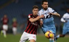 Lazio – AC Milan: Đêm Olympico tẻ nhạt