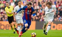 'Messi là khác biệt lớn nhất giữa Real và Barca'