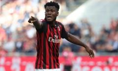 AC Milan đón tin cực vui trước trận gặp Sassuolo