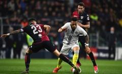 Thất bại trước Cagliari, người Inter Milan nói gì?