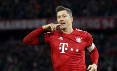 Sát thủ Bayern cán cột mốc khủng sau trận thắng hủy diệt