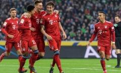 Tổng hợp vòng 24 Bundesliga: Bayern trở lại, nóng bỏng cuộc đua top 4