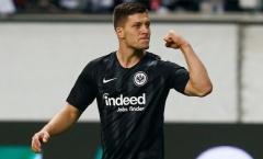 Barca học theo Frankfurt trong thương vụ Luka Jovic