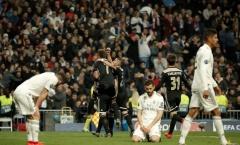 Ai thắng, ai thua khi Real Madrid thảm bại khó tin trước Ajax?