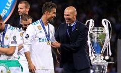 'Zidane đã khôn khéo rời Real khi Ronaldo làm thế'