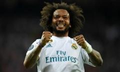 Marcelo có thể rời đi ngay cả khi Zidane trở lại Madrid